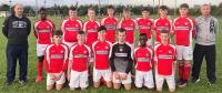 Watergrasshill United U16 Squad