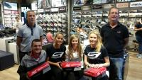 Launch of Skechers Partnership with CSL