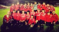 Mallow United U15 2013/14