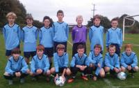 Avondale United who beat Clashmore Ramblers in the Skechers U12 National Cup