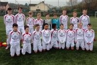 U12 Cork Lions Squad v S. Tipperary