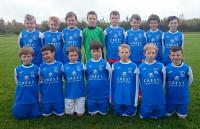 Ballinhassig U12A Squad who play in the Blackwater Motors U12D7