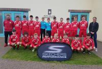 Best of luck to the Skechers sponsored Cork Kennedy Cup Squad in UL