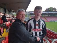 Oran Crowe (Midleton) U14 Skechers Cup Final Man of the Match