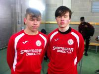 Cork U16 Scorers v Limerick Dist - Beineoin O'Brien Whitmarsh 2 & Sean Hayes