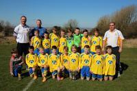 Carrigaline United U11P Champions