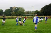 Action from the Skechers U14D2 Kanturk v Corinthian Boys A game