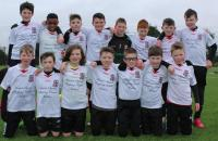 Mallow United U12s in Nat Cup Q/F Action Sat March 12 in Charleville