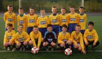 Carrigaline United U12 Premier Squad 2014/15