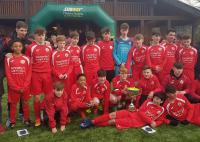 The Dennehy's Health & Fitness sponsored Cork U15s - SFAI Subway All Ireland Champions
