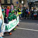 Ballincollig at the Parade