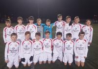 The Blackwater Motors sponsored Cork United U12s who played West Cork