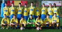 Carrigaline U16P Squad