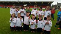 Lakewood Athletic U11 Cup Winners