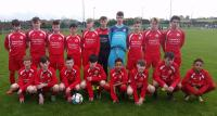 Cork U15s who beat West Cork in SFAI SUBWAY U15 CHAMPIONSHIP