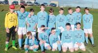 Corkbeg U13 Squad 2014 15