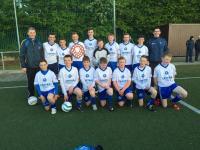 Blarney United A Umbro U14 Division 5 Champions
