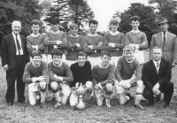 Wembley U15 Evan's Cup Winners 1964