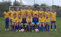 Carrigaline United A U13 Squad 2014/15