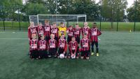 Ringmahon Rangers U12 Squad 2015 16
