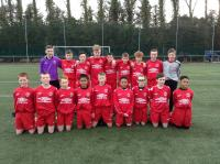 Cork U13 Squad v Limerick Co.
