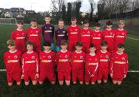 Congrats to the Cork U13 Squad who beat WWEC in the SFAI Subway Championship to qualify for the Munster Semi Final