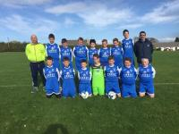 Ballinhassig U13 Squad who play in the Oriel House Hotel U13D5
