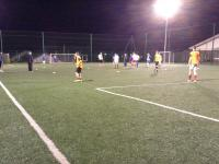 Cork U16s training in Cope Foundation