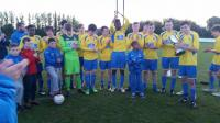 Carrigaline United Umbro U16 Premier Champions