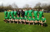 Ireland U15s v Czechs in Tipperary
