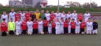 CSL and Fortuna Dusseldorf U14 Squads
