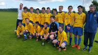 Carrigaline Hibernians - U15 Neil Welch Cup Winners