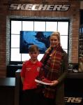 Keelan Crowley Bandon - Skechers CSL U14 Player of the Month for September