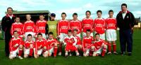 Kilreen U11s CSL Cup Final May 2004 - courtesy of Billy Lyons