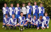 Corinthian Boys U15P 2013/14
