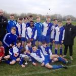 Best of luck to Corinthian Boys U14s in the Skechers National Cup Final today in Cobh at 4.00pm