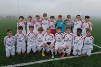 Blackwater Motors sponsored Cork U12s who played a friendly against S. Tipperary today