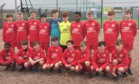 The Cork U13s who beat WWEC 5-1
