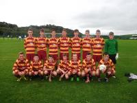 Tramore Athletic U16 Squad 2015/16