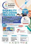 Disability Inclusion Training Course Aug 16