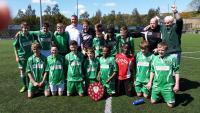 Passage United Umbro U14 Division 4 Champions