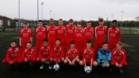Cork U15 Squad v Kerry