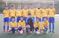 Carrigaline Hibernians U15 Squad 2014/15