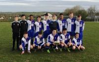 Corinthian Boys - Gary Comerford U15 Premier Champions