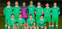 Rico, Brownie & Griff start with Irish U21s v Norway