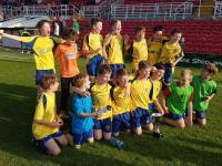 Douglas Hall U11 Eddie Healy Cup Winners