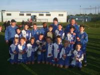 Corinthian Boys B Winners of U11 Kevin Dillon Cup