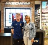 Robert Geaney O'Brien - February Skechers CSL U14 Player of the Month