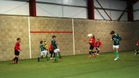 Kanturk v Buttevant U11 action from Banteer Astro