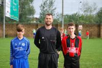 Conor Ryan (Everton), Ray Allen and Diarmuid O'Sullivan (Mallow Utd) 15D1 game